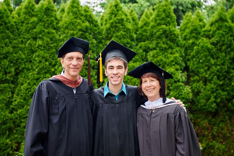 Carlo Graduation